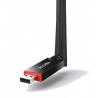 ADATTATORE WIRELESS 300 MBPS 6DBI USB TENDA U6