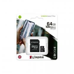 MICRO SD SDCS2/64GB CANVASS...